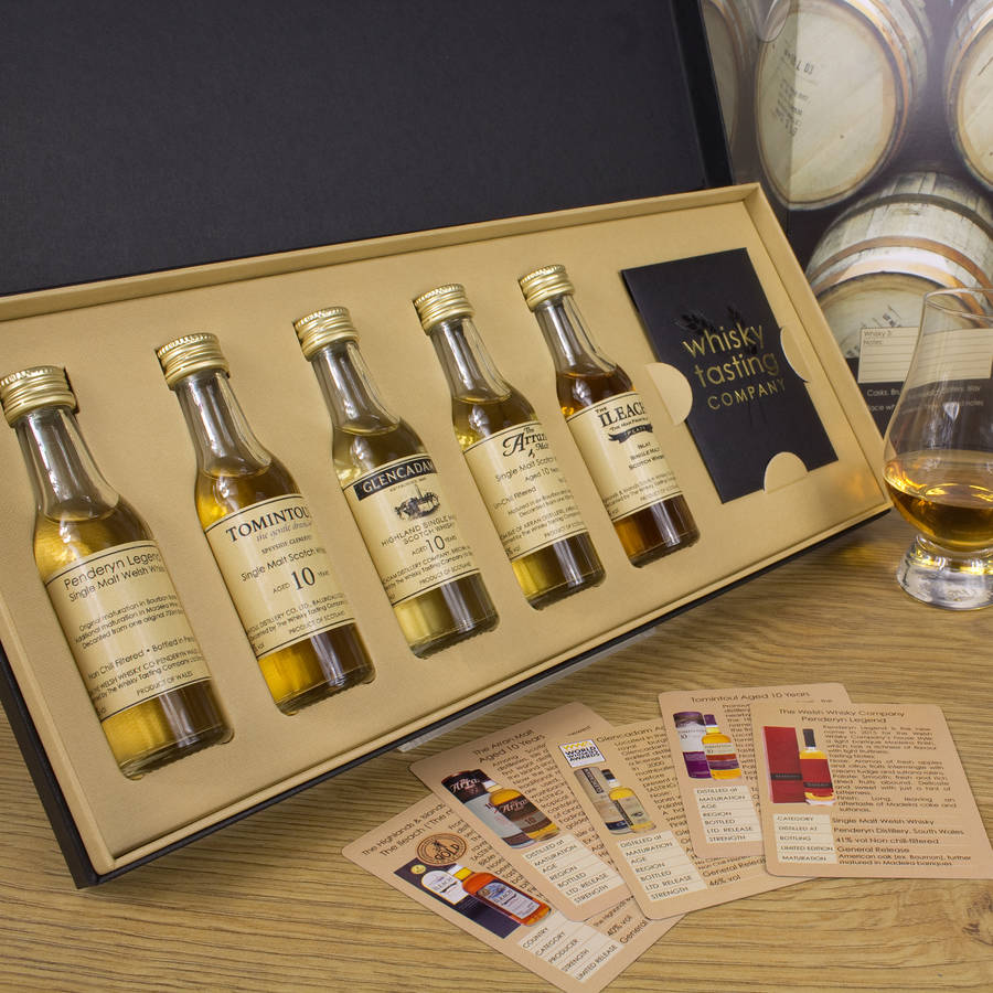 malt whisky gifts